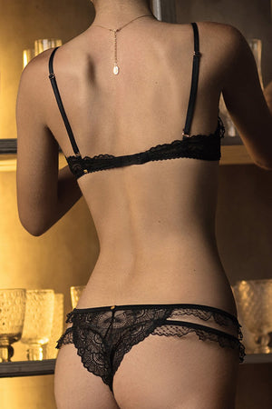 Simon Panty UN025 BLACK