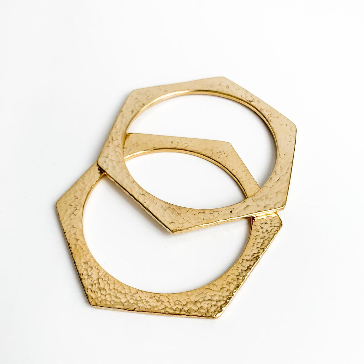 Sura Bangle Hexagon