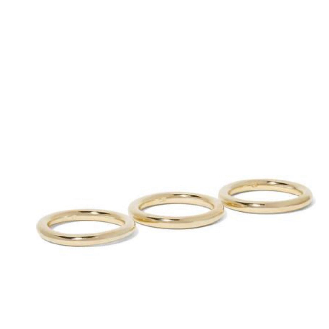 Classic Brass Rings