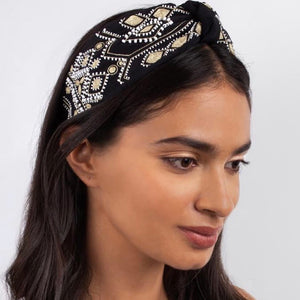 Silk Headbands - Various Designs and Colours