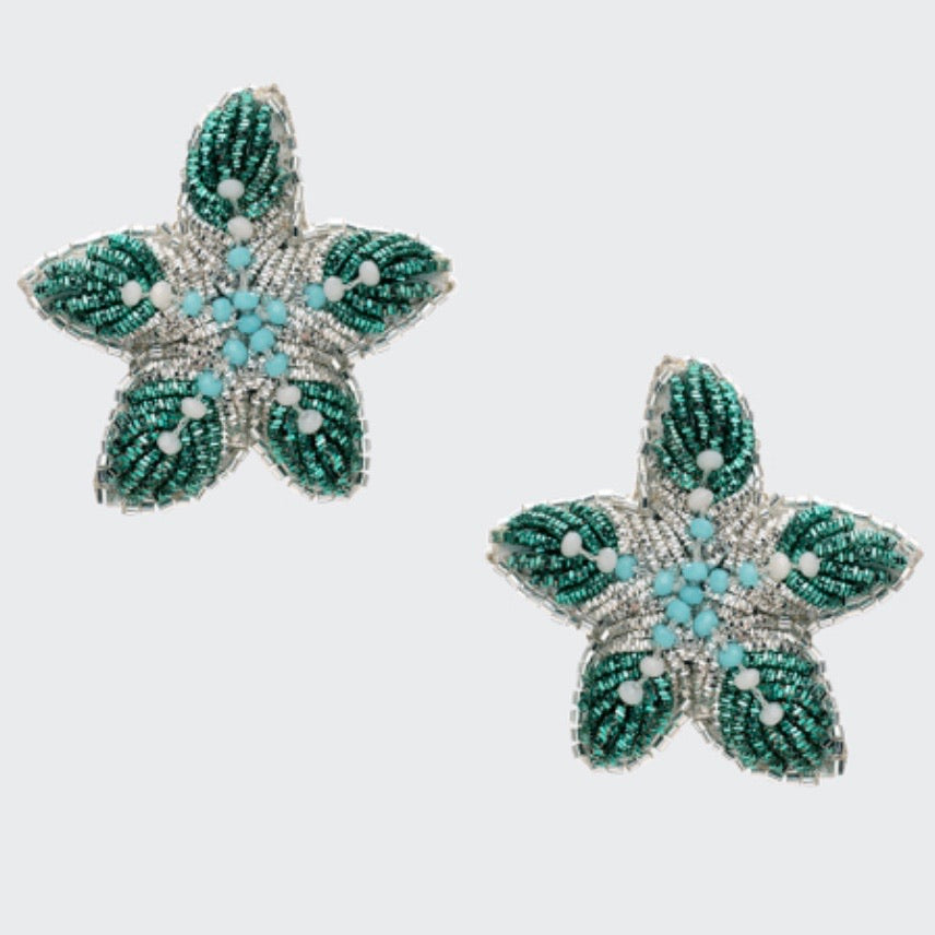 Mini Star Fish Earrings