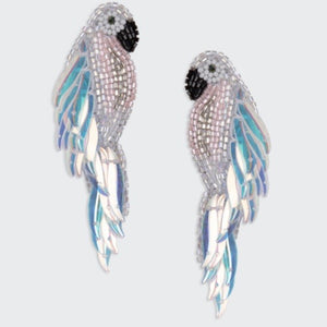 Parrot Earrings - Various Colours