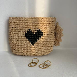 Love Clutch - Two sizes