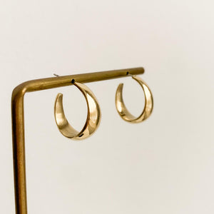 Cami Mini Hoop Earrings