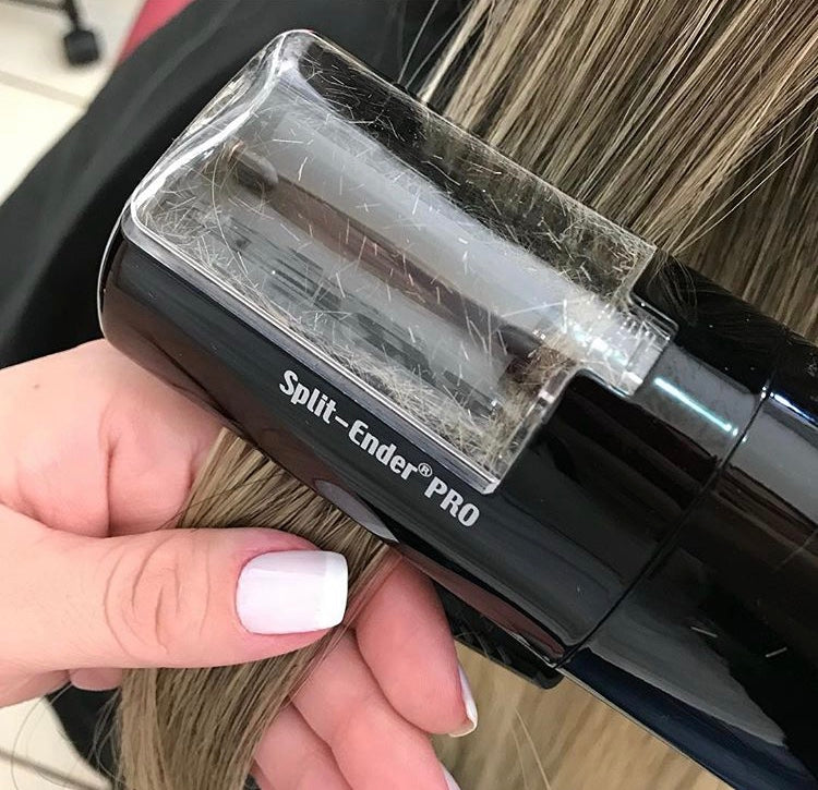 Split Ender PRO the only hair tool to get rids split ends of your hair