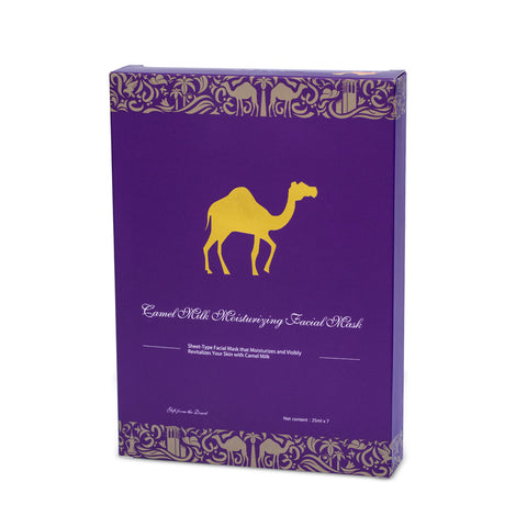 Camel Milk Facial Mask
