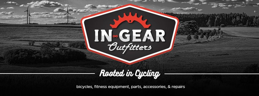In Gear Outfitters banner