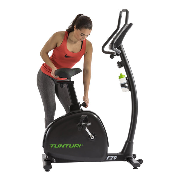 F20 Competence Series Upright Exercise Bike