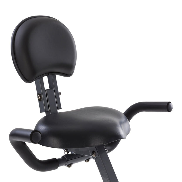 B25 Cardio Fit Series X-Bike Exercise Bike With Backrest