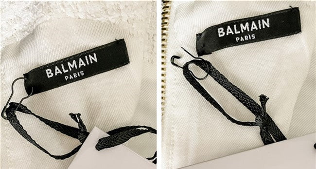 High risk designer hang tags are easy to remove and replace. Prevent return fraud like wardrobing, wear and return, counterfeit product switches and tag switches. 360 ID Tag