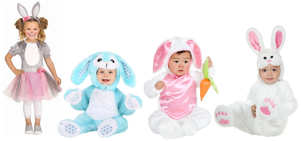 Costumes and More Easter Dress Up Ideas