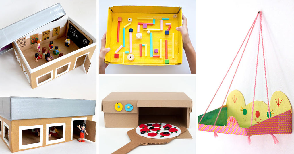 Shoebox Craft Ideas