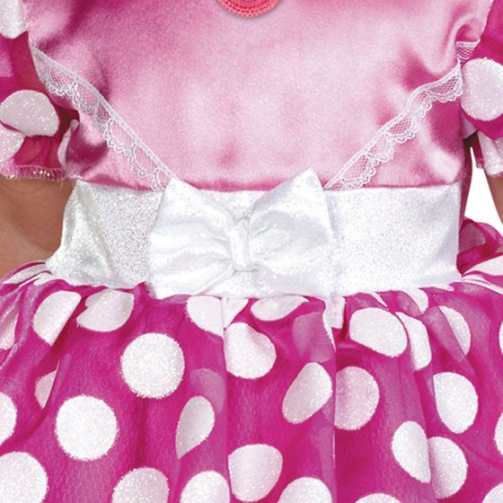 Pink Minnie Classic Toddler