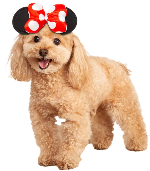 Rubies Costume Dp Minnie Mouse Pet Accessory