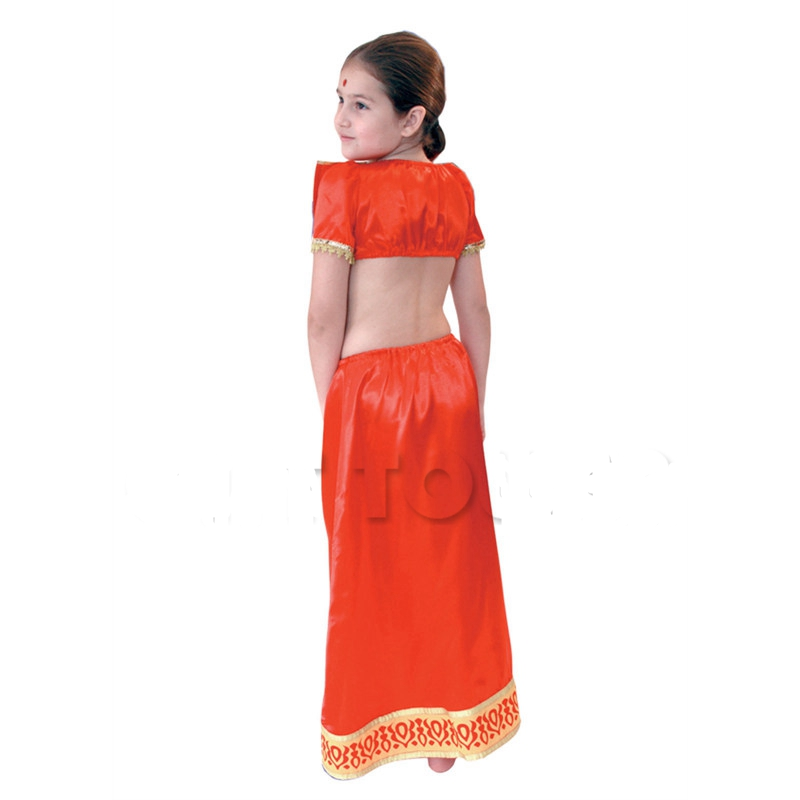 AJ Costumes-Indian Girl - Shopzinia Egypt