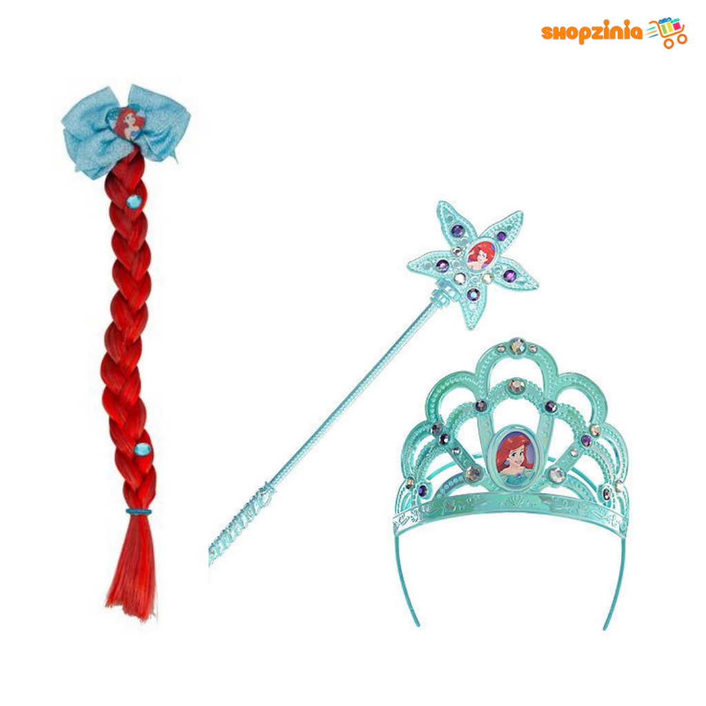 Girls Hair Accessories Party -Aj Costumes - Shopzinia Egypt