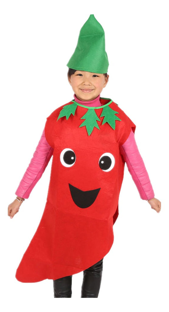 Fun chili pepper Costume