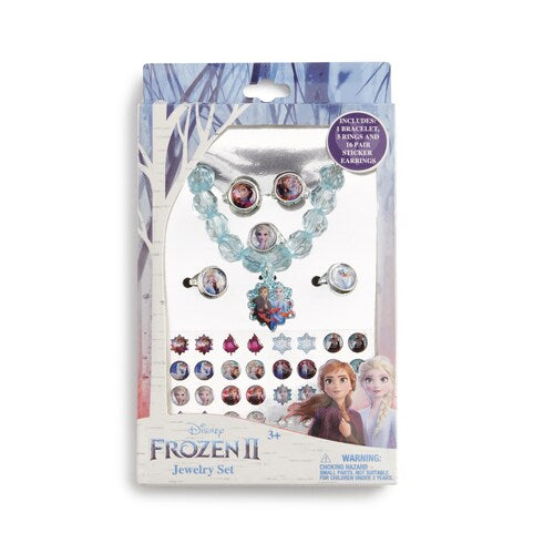 Disney's Frozen 2 Jewelry Set