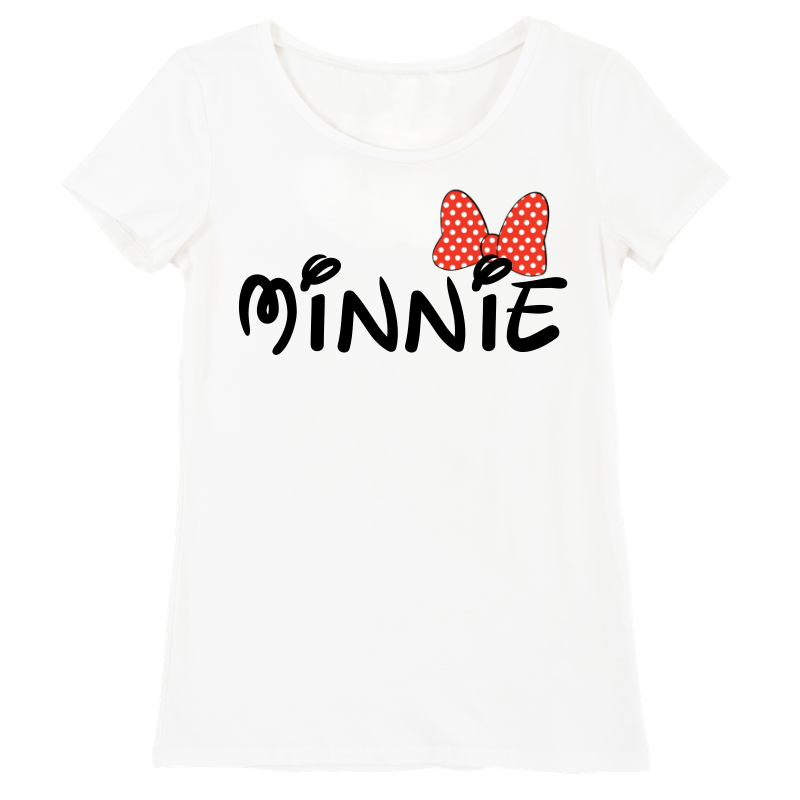 Mommy Minnie Mouse  T-shirt
