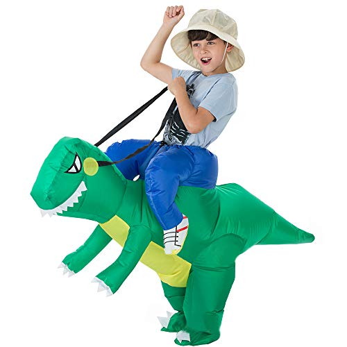 Child Inflatable Dinosaur Costumes For Kids-Aj Costumes .
