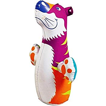 Intex 3-D Bop Bag Blow Up Inflatable Super Murah - Aj Costumes - Shopzinia Egypt