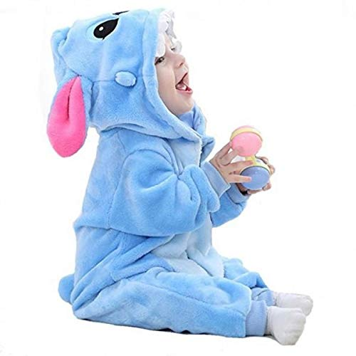 lilo and stitch-Baby Bodysuit-Costume For Unisex