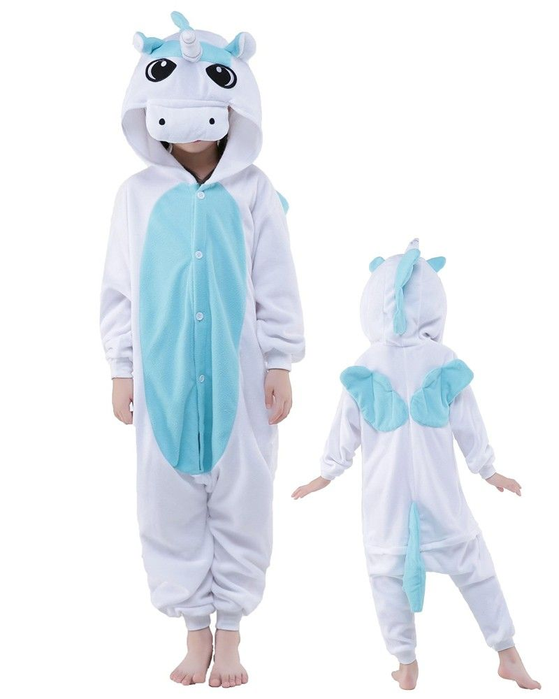 AJ Costumes-Unicorn Animal