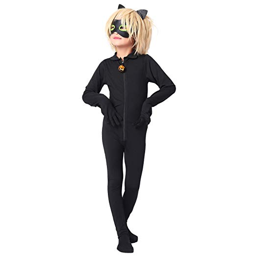 Cat Noir Cosplay Ladybug Costumes -Aj Costumes - Shopzinia Egypt