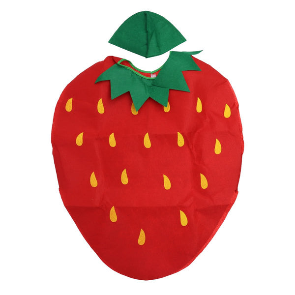 Fun Fruit Strawberry Costume