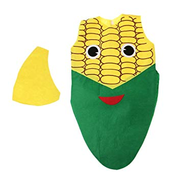 Fun Corn Costume