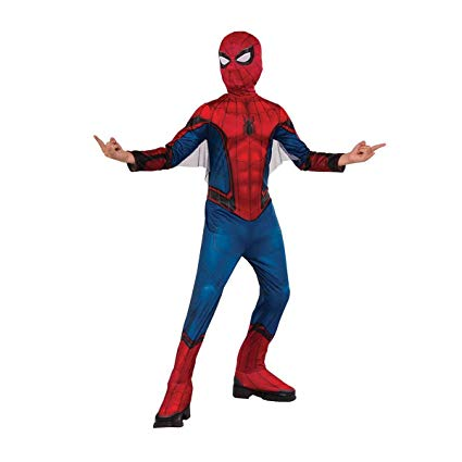 Rubies Spider-Man Homecoming Muscle Chest Costume