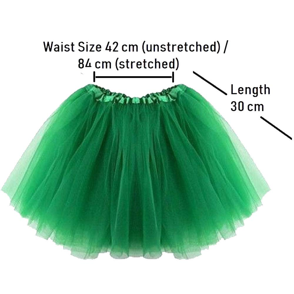 Girls Christmas Reindeer Antlers On Headband Tutu Costume - Shopzinia Egypt