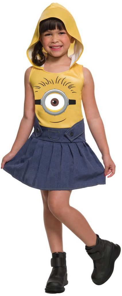 Rubies Girls Minion Costume - Minions Movie - Shopzinia Egypt