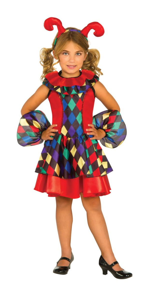 Rubies Costume Girl Jester