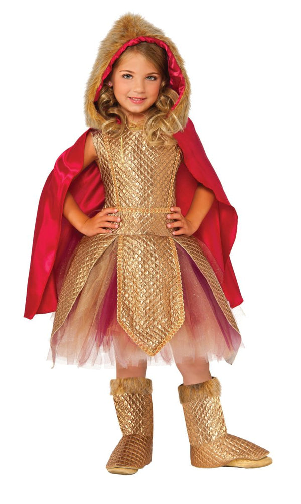 Rubies Costume Warrior Princess - Shopzinia Egypt