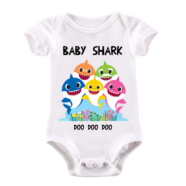 Baby Shark Bodysuit