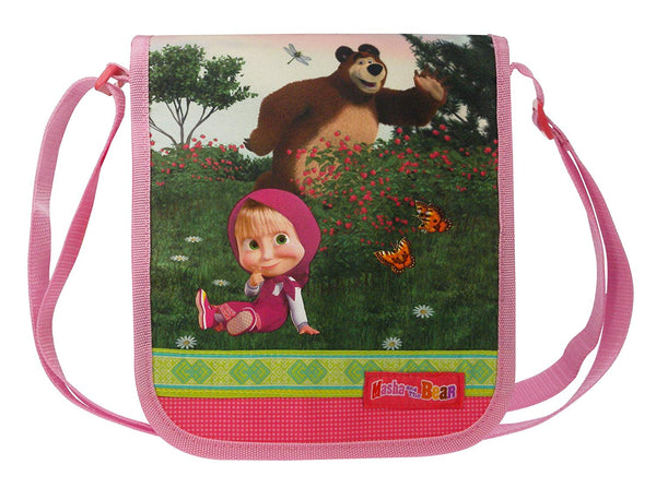 Masha and the Bear Shoulder Bag