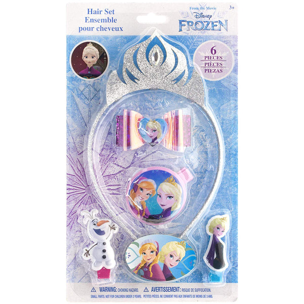 frozen 2 hair set ensemble pour cheveux