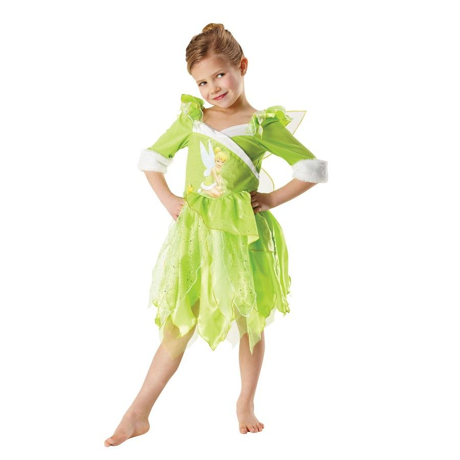 Rubie's costume-AJ Costumes-Tinkerbell Winter Costume - Shopzinia Egypt