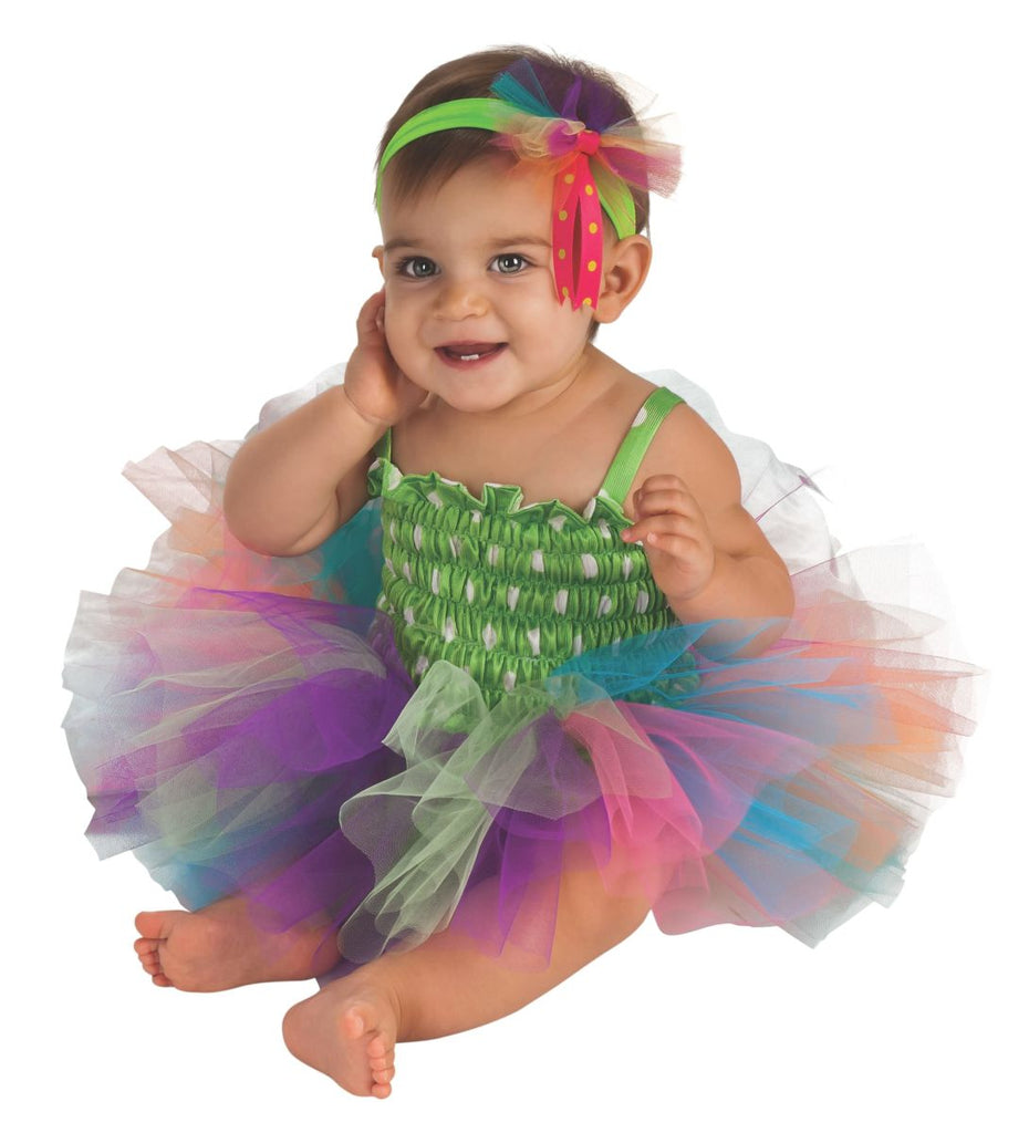 Rubies -Rainbow Tutu Dress Costume
