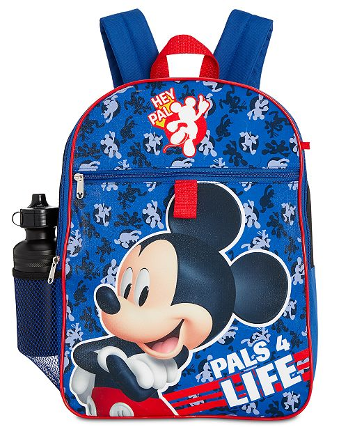 MICKEY MOUSE 5 PIECE BACKPACK SCHOOL SET-Aj costumes - Shopzinia Egypt