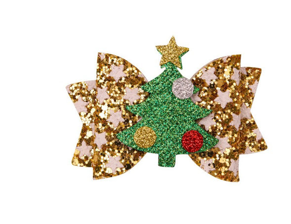 Hair Clips Christmas tree - Shopzinia Egypt