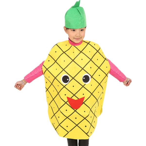 Fun Fruit Pineapple Costume