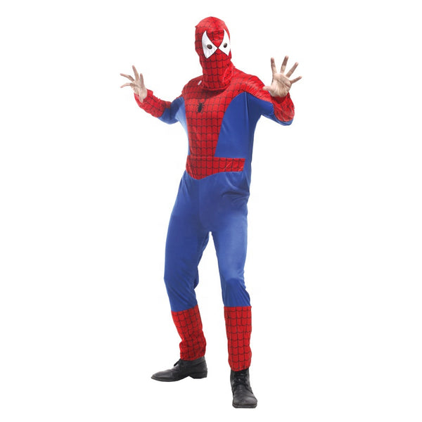 Adult Superhero Costume Spider The amazing Character