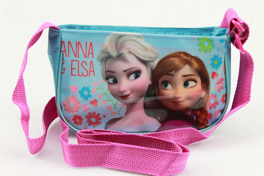 Cartoon shoulder bag-Blue-Aj Costumes - Shopzinia Egypt
