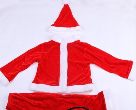 Santa Claus costume for Boys
