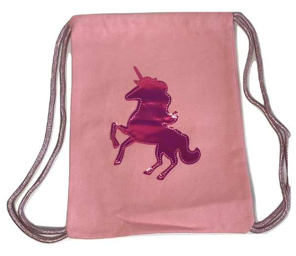 Unicorn Drawstring bag for Girls