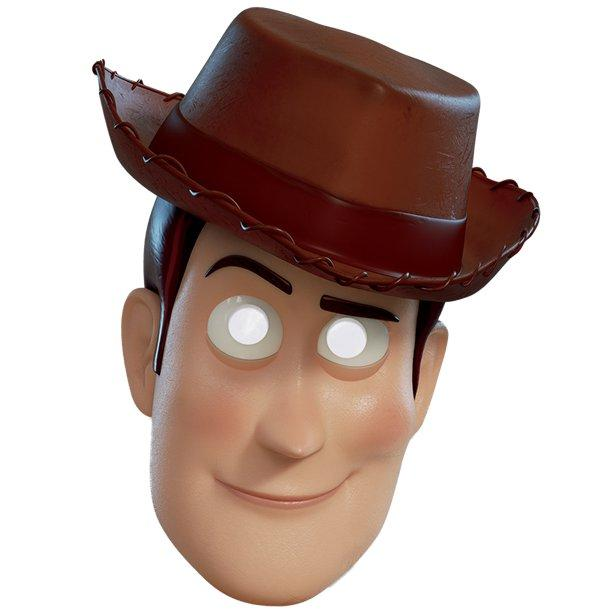 Toy Story Woody Mask