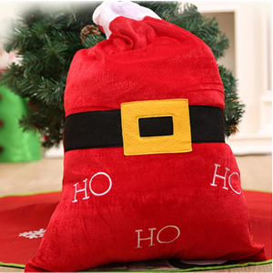 Christmas Gift Bag Santa Claus