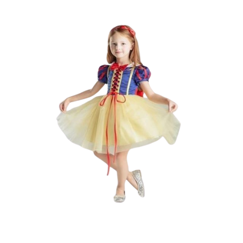 Snow White Costume Cosplay Kids